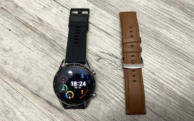 Đập hộp đồng hồ Watch GT 2 giá 6 triệu đồng sắp lên kệ - 9