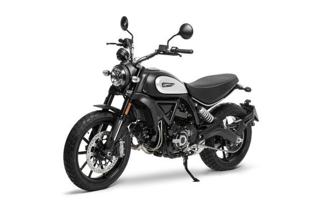 Ducati chỉ làm mới Scrambler bằng phiên bản Icon Dark cho năm 2020 - 6