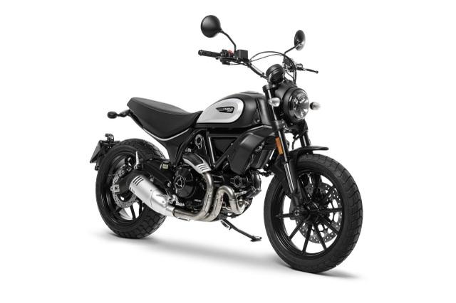 Ducati chỉ làm mới Scrambler bằng phiên bản Icon Dark cho năm 2020 - 4