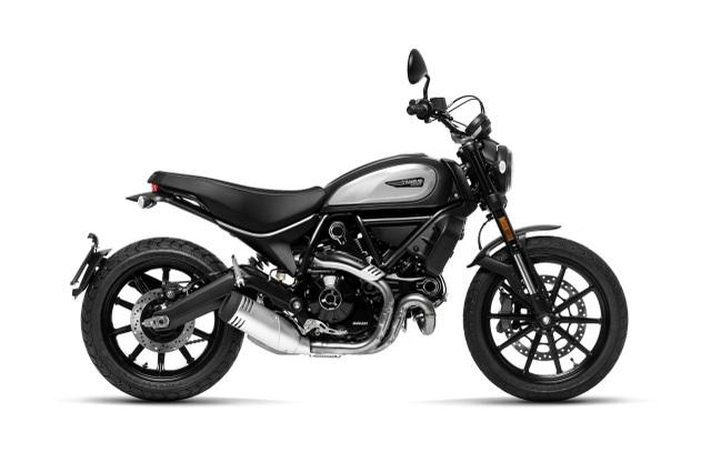 Ducati chỉ làm mới Scrambler bằng phiên bản Icon Dark cho năm 2020 - 5