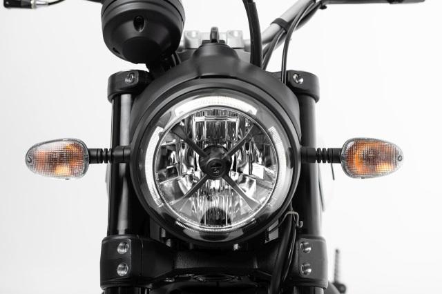 Ducati chỉ làm mới Scrambler bằng phiên bản Icon Dark cho năm 2020 - 9