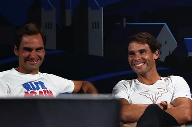 """Federer giải thích lý do không tham dự hôn lễ của """"kỳ phùng địch thủ"""" Nadal - 1"""
