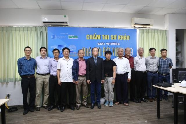 Bắt đầu chấm sơ khảo Giải thưởng Nhân tài Đất Việt 2019 trong lĩnh vực CNTT - 1