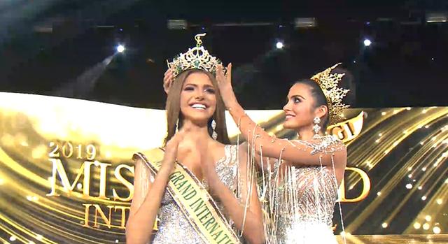 Nhan sắc ngọt ngào của mỹ nhân 19 tuổi vừa đăng quang Hoa hậu Hoà bình quốc tế 2019 - 8
