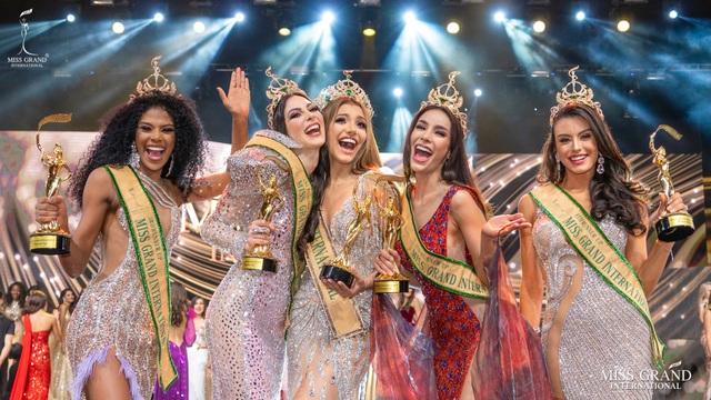 Nhan sắc ngọt ngào của mỹ nhân 19 tuổi vừa đăng quang Hoa hậu Hoà bình quốc tế 2019 - 10