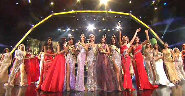 Chung kết Hoa hậu hoà bình quốc tế 2019: Kiều Loan dừng chân ở top 10, người đẹp Venezuela đăng quang hoa hậu - 3