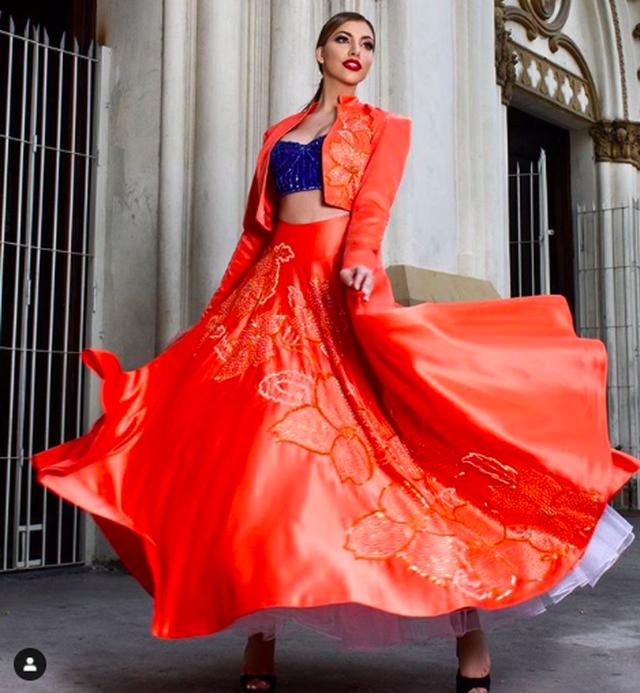 Nhan sắc ngọt ngào của mỹ nhân 19 tuổi vừa đăng quang Hoa hậu Hoà bình quốc tế 2019 - 11