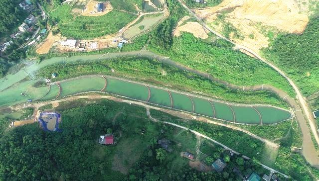 """Hòa Bình """"đòi lại"""" hồ Đầm Bài sau vụ ô nhiễm nguồn nước sạch sông Đà - 3"""