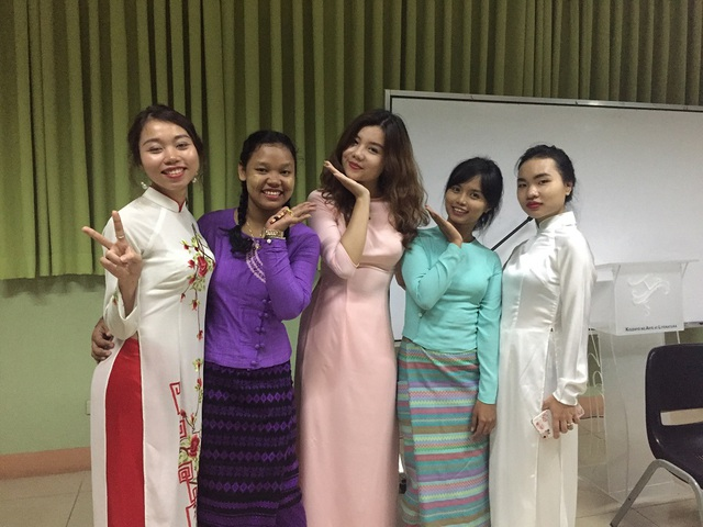 Nữ thủ khoa đầu ra ĐH Hà Nội tiết lộ bí quyết săn học bổng quốc tế - 3