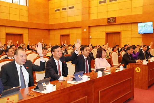 100% đại biểu HĐND thông qua Nghị quyết sáp nhập huyện Hoành Bồ vào TP Hạ Long - 2