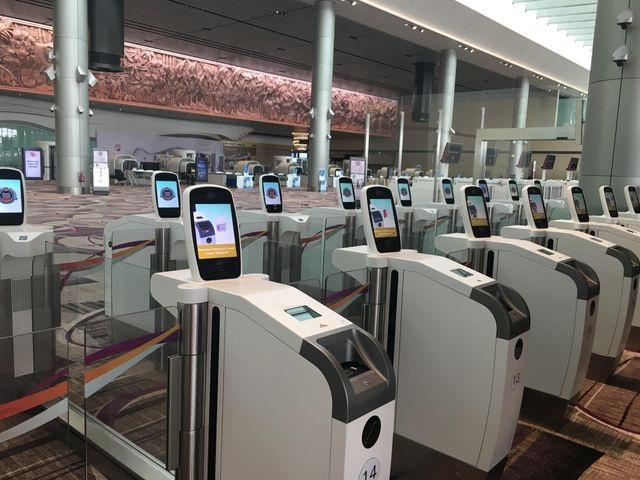 """Hệ thống """"siêu hiện đại"""" sân bay Long Thành tự động nhận diện hành khách - 2"""