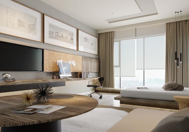 Ra mắt căn hộ mẫu Park Kiara – chung cư đầu tiên tại ParkCity Hanoi - 3