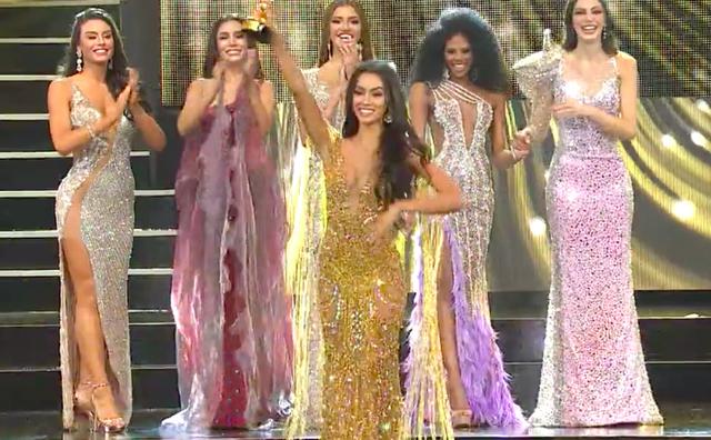 Tường thuật trực tiếp chung kết Hoa hậu hoà bình quốc tế 2019: Kiều Loan dừng chân ở top 10 - 1