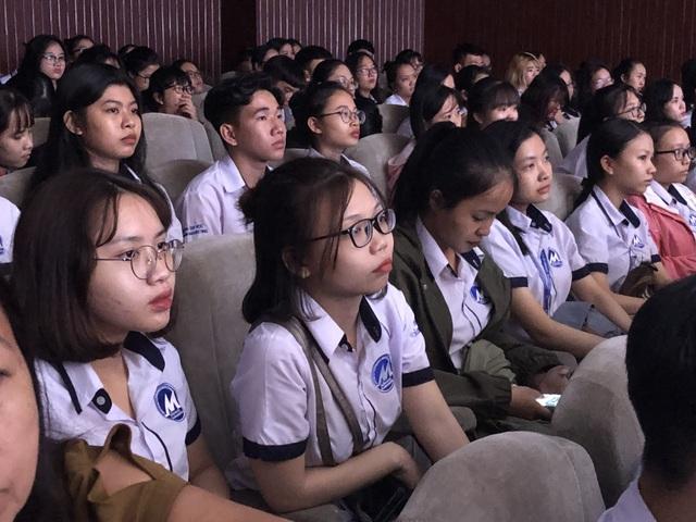 Trường ĐH Tài chính - Marketing dành tới 60% chỉ tiêu để xét tuyển học bạ - 1