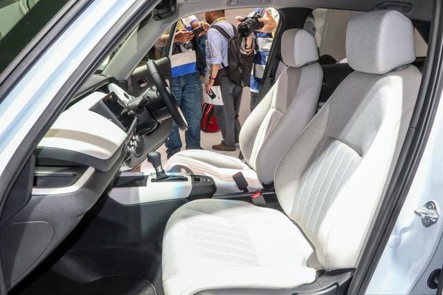 Honda hé lộ mẫu xe hạng B - Jazz thế hệ thứ ba - 12