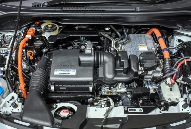 Honda hé lộ mẫu xe hạng B - Jazz thế hệ thứ ba - 4