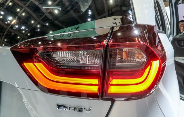 Honda hé lộ mẫu xe hạng B - Jazz thế hệ thứ ba - 5