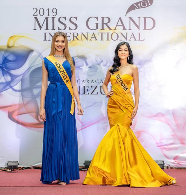 Nhan sắc ngọt ngào của mỹ nhân 19 tuổi vừa đăng quang Hoa hậu Hoà bình quốc tế 2019 - 21