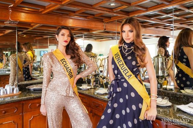 Nhan sắc ngọt ngào của mỹ nhân 19 tuổi vừa đăng quang Hoa hậu Hoà bình quốc tế 2019 - 18
