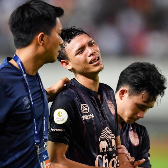 Supachai, Supachok bật khóc sau khi Buriram mất chức vô địch Thai League - 1