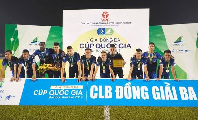 Thắng ngược B.Bình Dương, Quảng Nam vào chung kết cúp quốc gia 2019 - 9