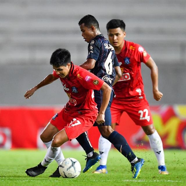 Supachai, Supachok bật khóc sau khi Buriram mất chức vô địch Thai League - 11