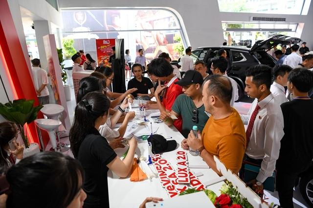 Giải mã 'hiện tượng' VinFast tại Vietnam Motor Show 2019 - 10