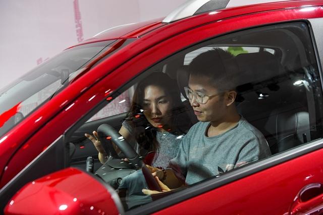 Giải mã 'hiện tượng' VinFast tại Vietnam Motor Show 2019 - 11