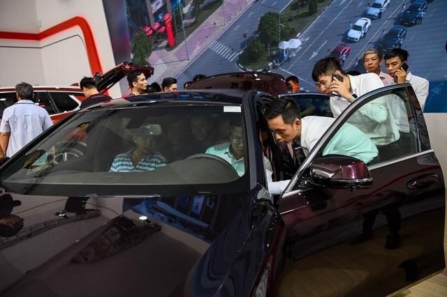 Giải mã 'hiện tượng' VinFast tại Vietnam Motor Show 2019 - 12