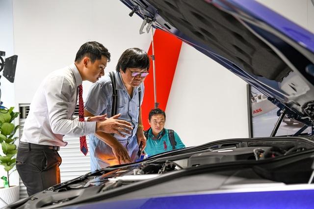 Giải mã 'hiện tượng' VinFast tại Vietnam Motor Show 2019 - 13