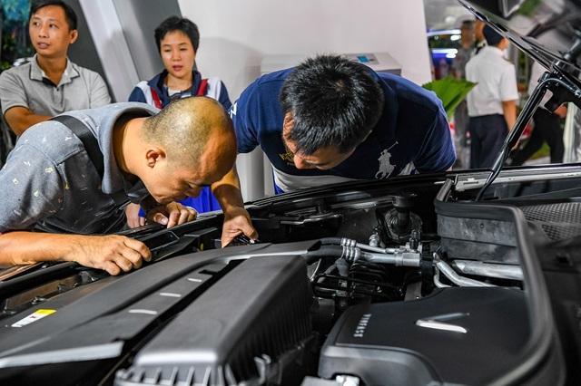Giải mã 'hiện tượng' VinFast tại Vietnam Motor Show 2019 - 14