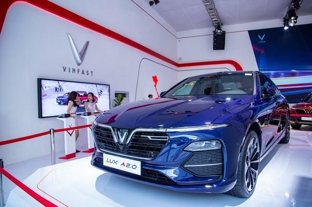 Giải mã 'hiện tượng' VinFast tại Vietnam Motor Show 2019 - 15