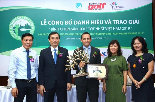 Sân golf tốt nhất Việt Nam 2019 thuộc về Laguna Lang Co Golf Club - 2