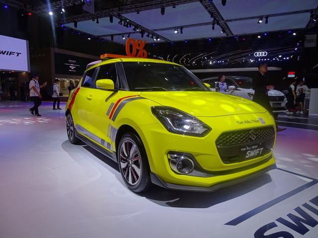Chiêm ngưỡng vẻ thể thao của Suzuki Swift tại Triển lãm ô tô Việt Nam 2019 - 4