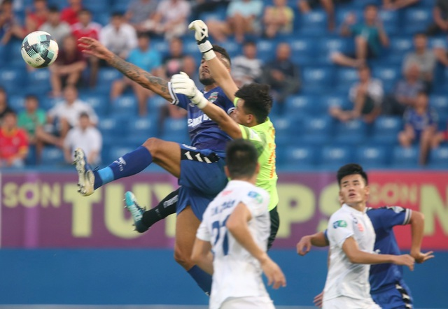 Thắng ngược B.Bình Dương, Quảng Nam vào chung kết cúp quốc gia 2019 - 1