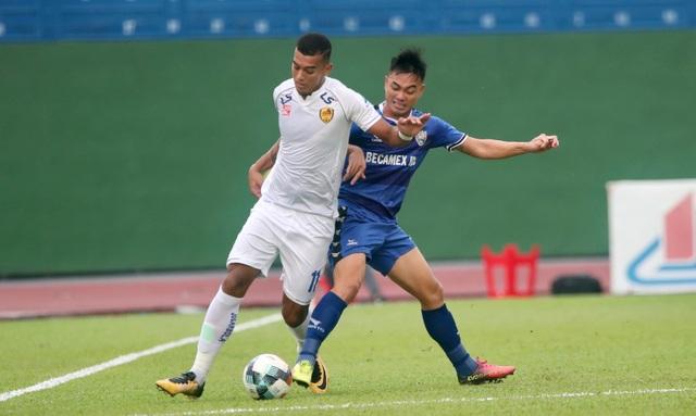 Thắng ngược B.Bình Dương, Quảng Nam vào chung kết cúp quốc gia 2019 - 6