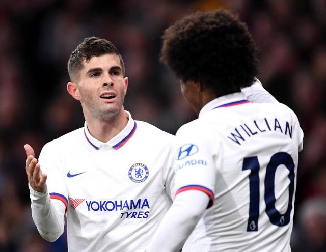 Những khoảnh khắc Pulisic tỏa sáng mang về chiến thắng cho Chelsea - 10