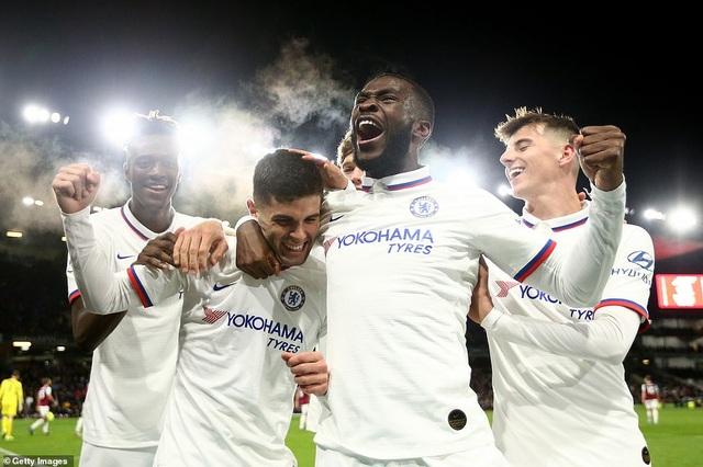 Những khoảnh khắc Pulisic tỏa sáng mang về chiến thắng cho Chelsea - 14