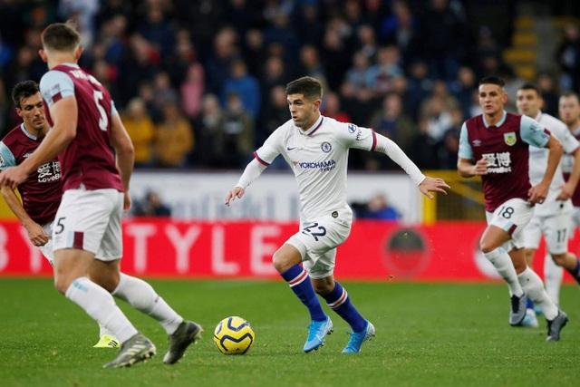 Những khoảnh khắc Pulisic tỏa sáng mang về chiến thắng cho Chelsea - 5