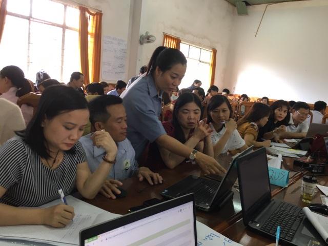 Đào tạo giáo viên cốt cán ở Đà Nẵng và 5 tỉnh Tây Nguyên - 1