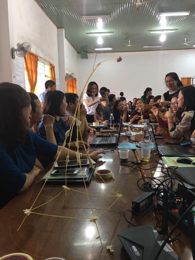 Đào tạo giáo viên cốt cán ở Đà Nẵng và 5 tỉnh Tây Nguyên - 5