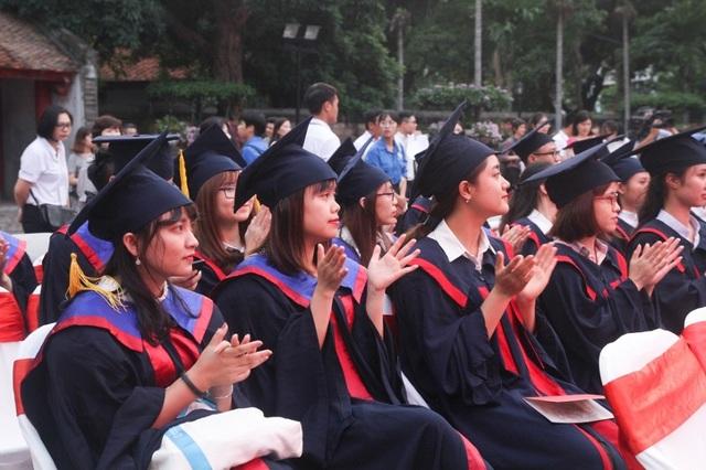 Hà Nội: 86 thủ khoa xuất sắc ghi danh tại Văn Miếu - Quốc Tử Giám - 4