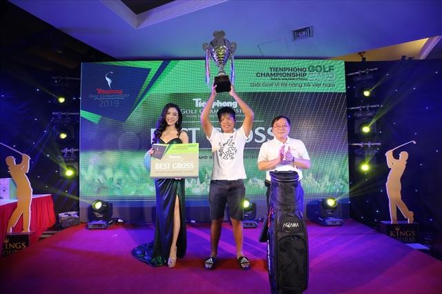 Quốc Anh vô địch giải Tiền Phong Golf Championship 2019 - 1