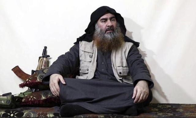 Quân đội Mỹ có thể đã tiêu diệt thủ lĩnh tối cao IS - 1