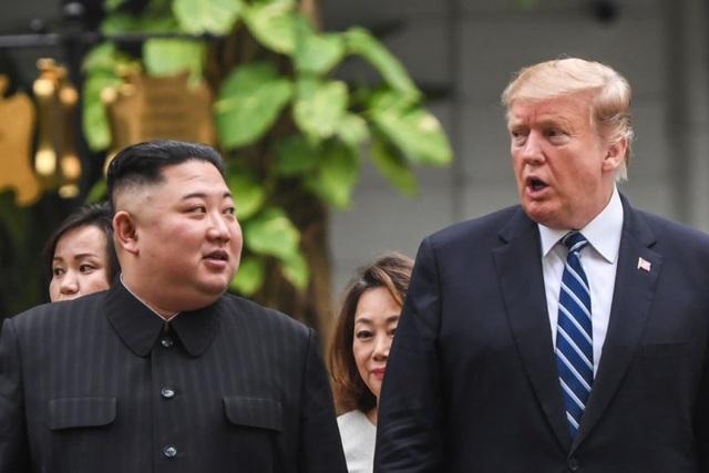 Triều Tiên cảnh báo Mỹ về hạn chót tình bạn Trump - Kim - 1