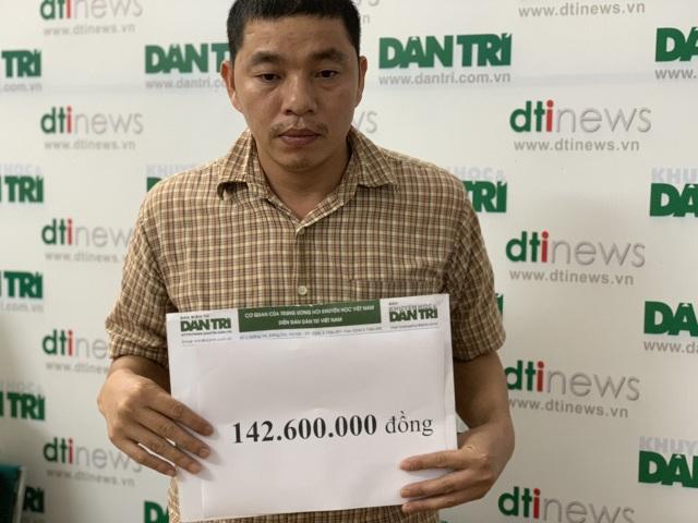 Cậu bé bị bại não được bạn giúp đỡ hơn 143 triệu đồng - 3