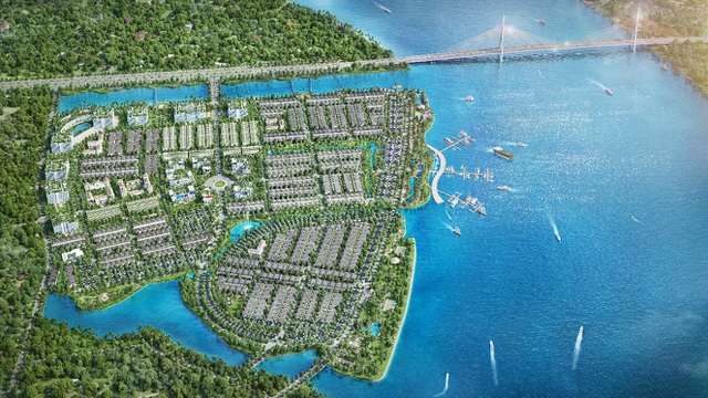 Dự án King Bay: Bàn giao thực địa gần 400 nền phân khu A2 - 3
