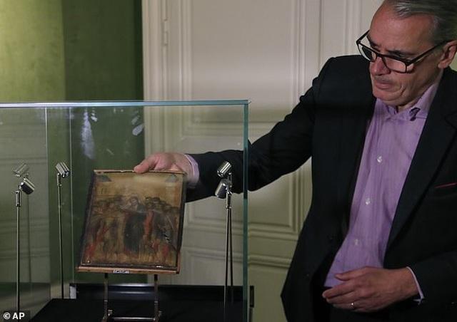 Bất ngờ: Kiệt tác thời Phục Hưng treo trong bếp được bán với giá kỷ lục hơn 616 tỷ đồng - 1