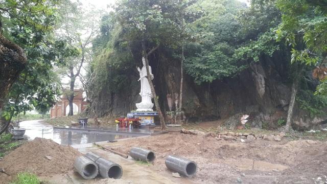 Nhiều sai phạm trong quá trình tôn tạo di tích chùa Bạch Tượng tại Thanh Hoá - 2