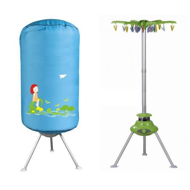 Chọn tủ sấy hay máy sấy để làm khô quần áo ướt trong ngày mưa gió rét? - 2